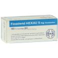 Finasterid Hexal 5 mg Filmtabletten