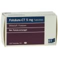 Folsäure-CT 5 mg