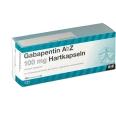 Gabapentin AbZ 100 mg Hartkapseln