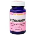 GALL PHARMA Acetylcarnitin 500 mg GPH Kapseln