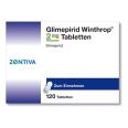 Glimepirid Winthrop 2 mg Tabletten