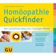 GU Homöopathie Quickfinder