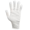 Handschuhe Strick Baumwolle Gr. 7 duenn
