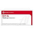 HCT AL 12,5 mg Tabletten