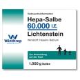 Hepa-Salbe 60.000 I. E. Lichtenstein®
