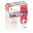 HUMALOG Mix 50 Patrone Ampullen