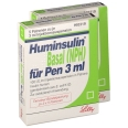HUMINSULIN Basal (NPH) für Pen