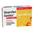 Ibuprofen Sandoz akut 400 mg