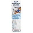 ILLA® Duschfolien Knie lang - 80cm