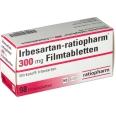 IRBESARTAN ratiopharm 300 mg Filmtabletten