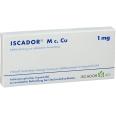 Iscador M c. Cu. 1 mg Ampullen