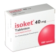 ISOKET 40 mg Tabletten