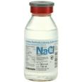 Isotonische Kochsalzlösung 0,9 % Glasflasche