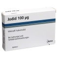 Jodid 100 µg