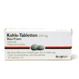 Kohle-Tabletten 250 mg
