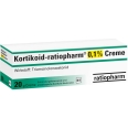 Kortikoid ratiopharm 0,1 % Creme