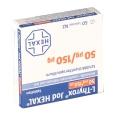L-thyrox Jod Hexal 50/150 Tabletten