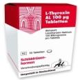 L-Thyroxin AL 100 µg Tabletten
