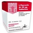 L-Thyroxin AL 50 µg Tabletten