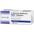 L-THYROXIN Winthrop 100 µg