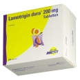 Lamotrigin Dura 200 mg Tabletten