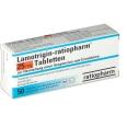 LAMOTRIGIN ratiopharm 25 mg Tabletten