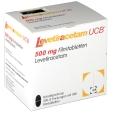 LEVETIRACETAM UCB 500 mg Filmtabletten