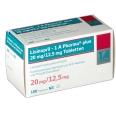 Lisinopril 1 A Plus 20/12,5 Tabletten