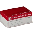Lisinopril Al 2,5 mg Tabletten