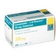 Lovastatin 1a Pharma 20 mg Tabl.