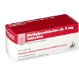 METHYLPREDNISOLON AL 4 mg