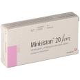 MINISISTON 20 fem überzogene Tabletten