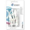 miradent I-Prox® chx Interdentalbürsten weiß fine 0,7 - 2,5 mm