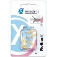 miradent Pic-Brush® Ersatz-Interdentalbürsten gelb x-fine 1,8 mm