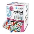 miradent Zahnpflegekaugummi Xylitol Schüttverpackung sortiert