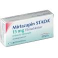 MIRTAZAPIN STADA 15 mg Filmtabletten