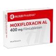 MOXIFLOXACIN AL 400MG FTA