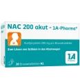 NAC 200 akut - 1A-Pharma®