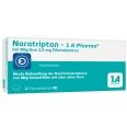 Naratriptan - 1 A Pharma® bei Migräne 2,5 mg