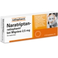 Naratriptan-ratiopharm® bei Migräne 2,5 mg