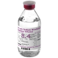 Natriumhydrogencarbonat 8,4% B.Braun Glas