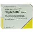 Nephrolith mono Dragees