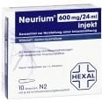 Neurium® 600 mg/24 ml injekt