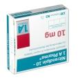Nitrendipin 10 1a Pharma Tabletten