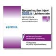 Novaminsulfon 1000 mg Lichtenstein Erw. Suppositorien