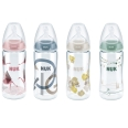 NUK® First Choice Babyflasche mit Anti-Colic Sauger Gr.2