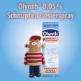 Olynth® 0,05% Nasenspray für Kinder