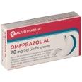 Omeprazol AL 20 mg bei Sodbrennen