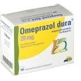 Omeprazol dura 20 mg Kapseln magensaftr.