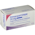 Omeprazol Stada 20 mg Tabl. magensaftr.